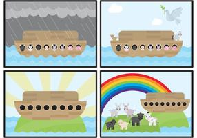 Vetores da arca
