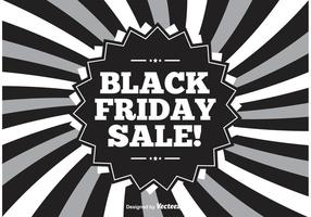 Black Friday Illustration vector