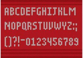 Garen Font Type Vectors