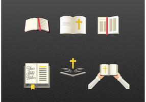 Reading the Bible Vectors