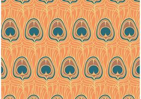 Pattern Free Peacock vectoriel