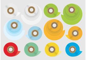 Roller Paper Vectors