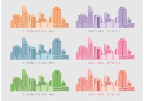 Cincinnati Skylines