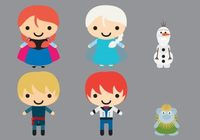 Frozen Character Vectors