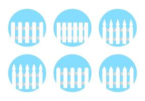 Picket Fence Vectors