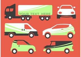 Vehicle Branding Vectors