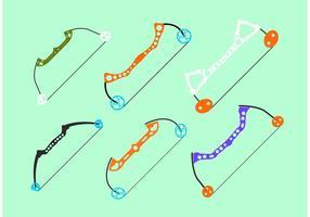 Vectores de arcos compostos