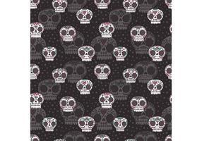 Modèle vectoriel gratuit Dia de Los Muertos