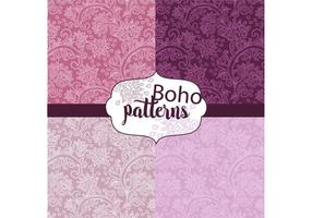 Boho Patroon Set