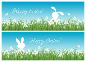 Free-easter-vector-banners