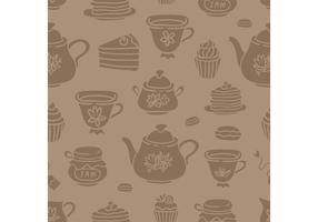 High Tea Vectors