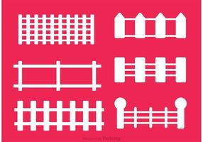Set van hekvectoren