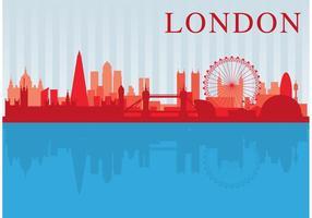 London City Scape Vector