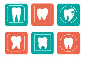 Free Vector Teeth