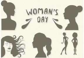 Woman's Day Vectors