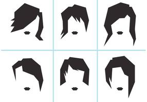 Free-vector-women-hairstyles