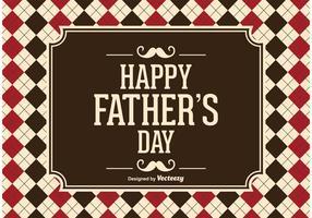 Día del Padre ilustración vectorial