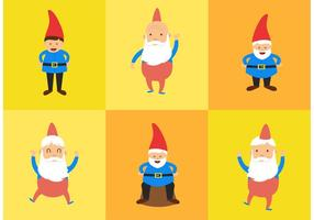 Gnome Vector Characters
