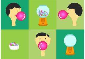 Bubblegum Vectors