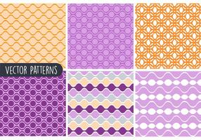 Colorful-geometric-vector-pattern-set