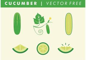 Vector Free Cucumbers