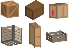 Vectores de cajas