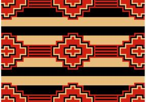 Native American Pattern Freier Vektor