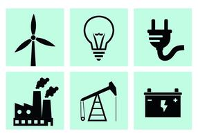 Energiproduktionsvektorer