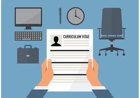Curriculum Vitae Vektor