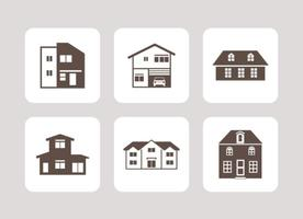 Free Houses Vector Icons