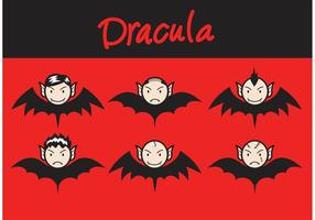 Drácula Bat Vectores