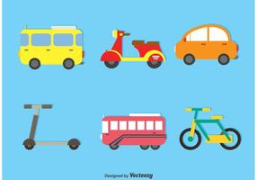Transport Vector Set