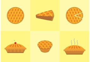 Apple Pie Vector Free