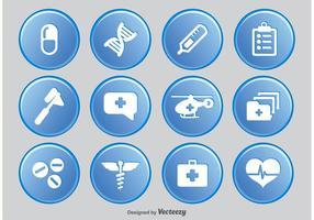 Medizinische Icon Set
