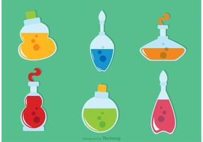 Magic Potion Vectors