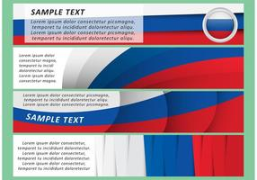 Russian Vector Banners