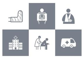 Free Vector Medical Icons