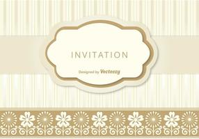 Cute Invitation Template
