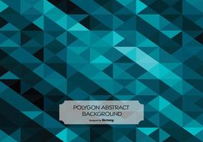 Abstract Polygon Style Background vector