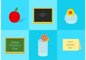 Teachers Day Vectors