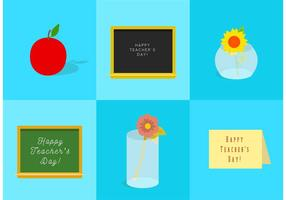Teachers Day Vectors