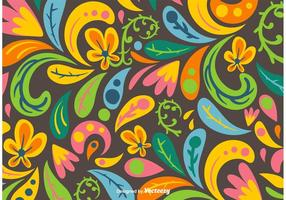 Organic Flourishes vector