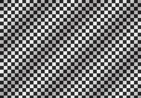 Vector Checkerboard Pattern With Shadow