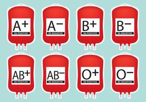 Vecteurs de sang IV