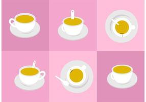Tea Cup Vectors