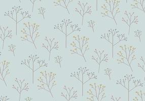 Baum Muster Hintergrund