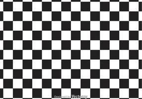 Klassische Checker Board Vektor