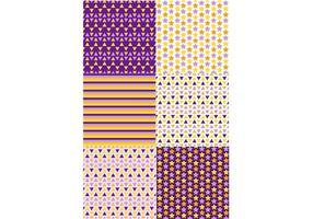 Geometrische bunte Muster