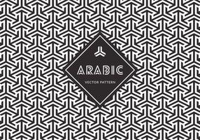 Free Arabic Seamless Vector Pattern
