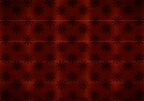 Maroon Flowers Background Vector